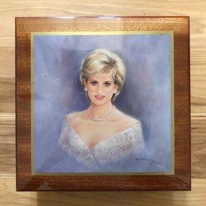 Princess Diana Ercolano Jewlery Box